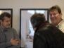 Ausstellungseroeffnung - Fotografien von André Böttcher am 01.01.2016