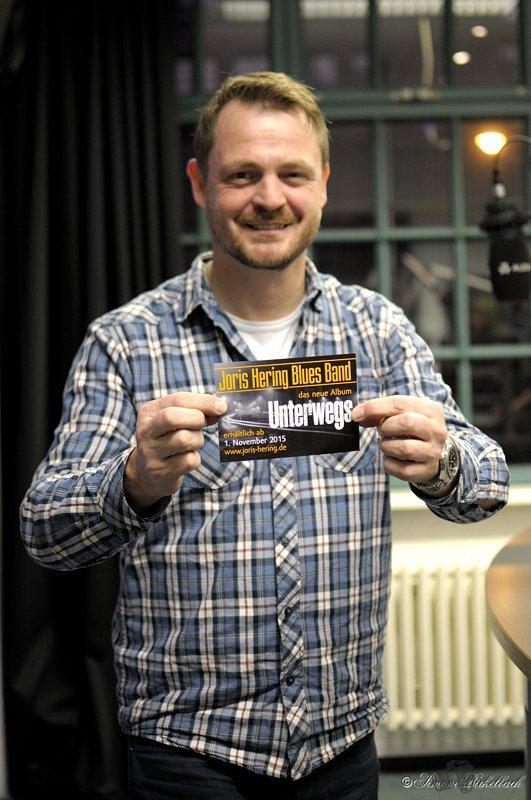 Joris Hering in der KBR-Radio Show mit Micha König (2)