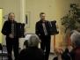 Prof. Wladimir Bonakow & Iwan Sokolow - 14.04.2015 Duenenwaldklinik Trassenheide