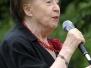 Ruth Hohmann am 12.07.2015 im Oderbruch